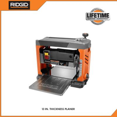 13 in. Thickness Corded Planer