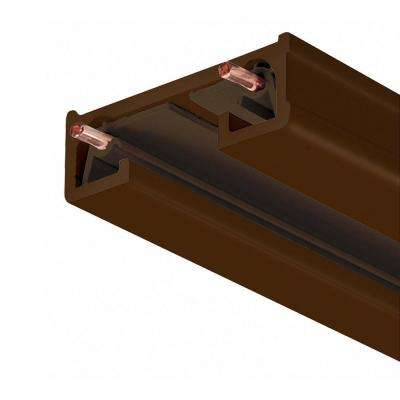 Trac-Lites 8 ft. Bronze Section