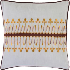 Artistic Weavers LovelyJ 18 inch x 18 inch Decorative Pillow by Artistic Weavers