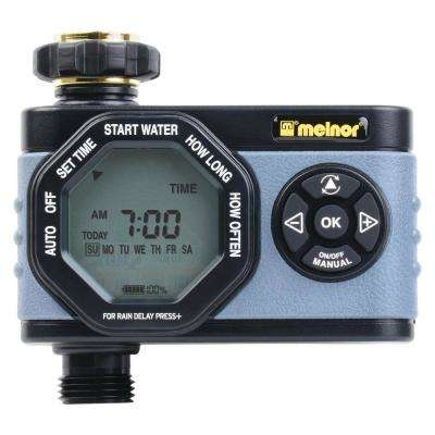 Advanced 1-Zone Electronic Water Timer