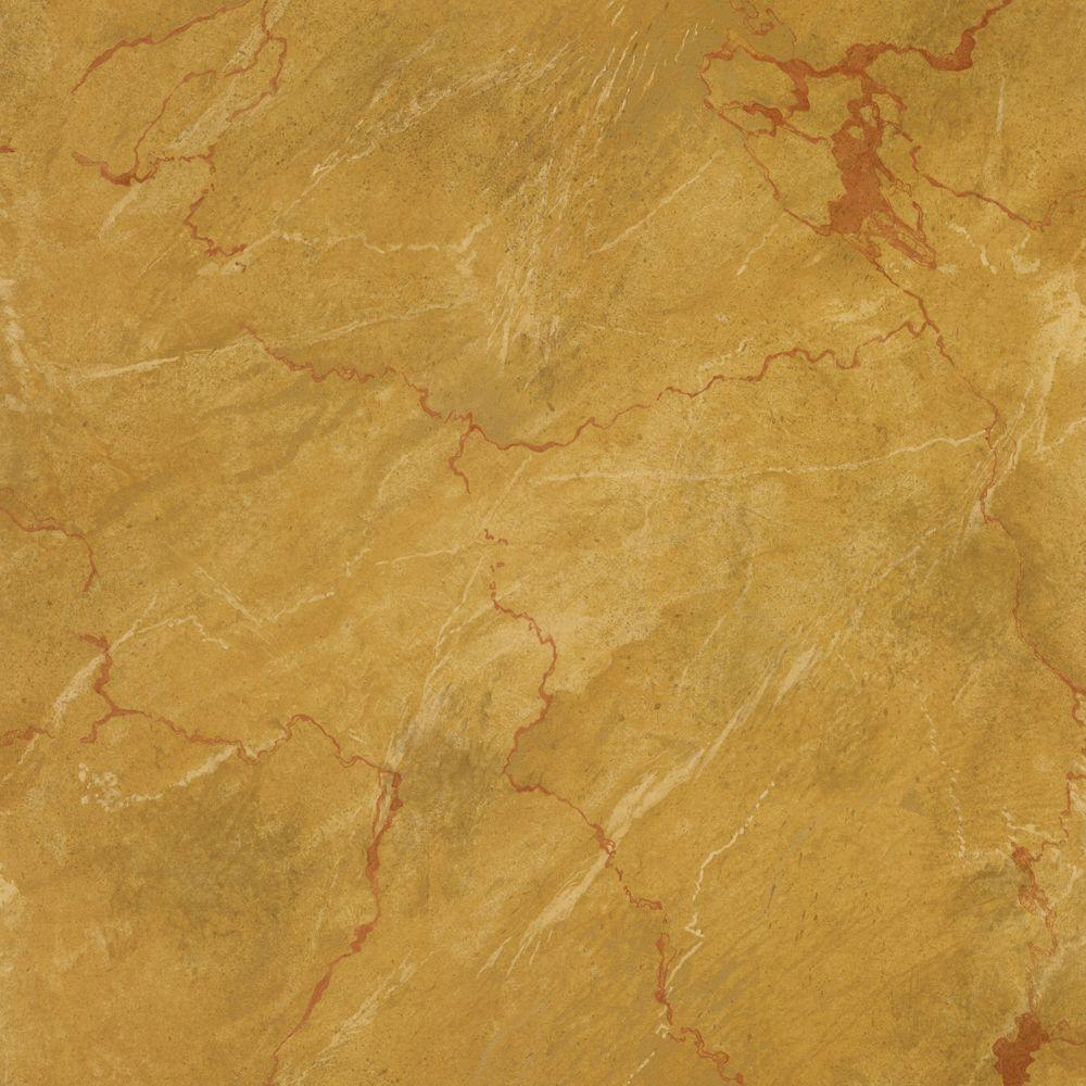 The Wallpaper Company 56 sq. ft. Red Faux Finish Wallpaper