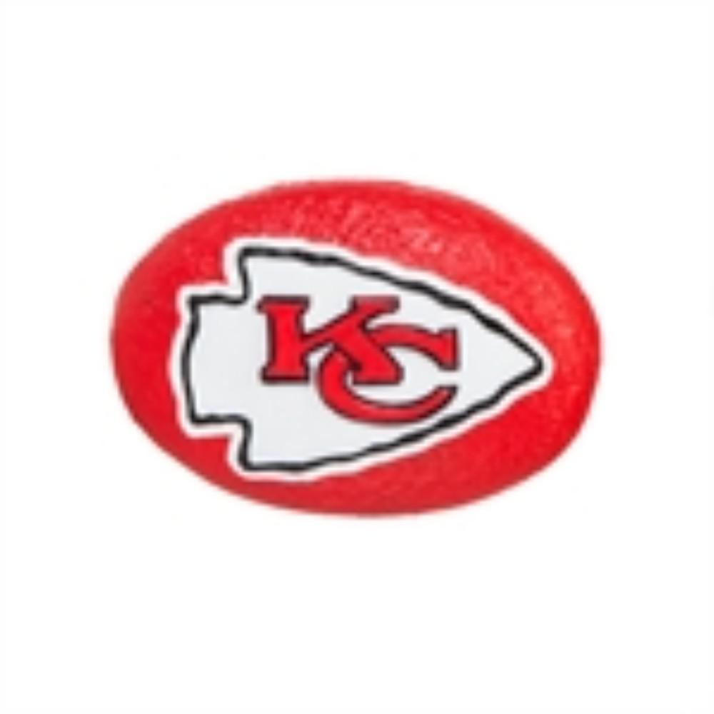 Team Sports America Kansas City Chiefs 3 In X 2 In
