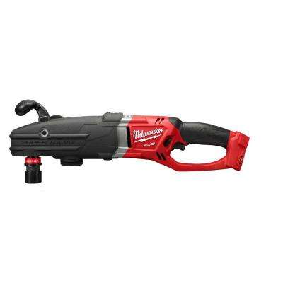 M18 FUEL 18-Volt Cordless Lithium-Ion Super Hawg 1/2 in. Right Angle Drill with QUIK-LOK (Tool-Only)