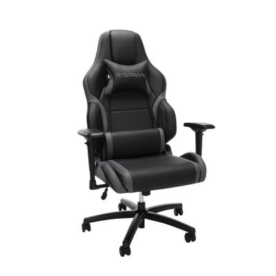 400 Big and Tall Racing Style Gaming Chair, in Gray (RSP-400-GRY)