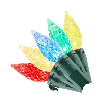50-Light Multi-Color LED C3 Light Set