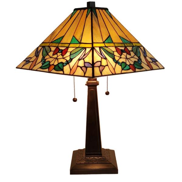 22 in. Tiffany Style Table Lamp