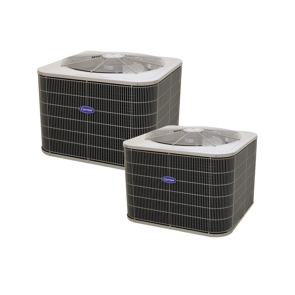 Installed Comfort Series Heat Pump