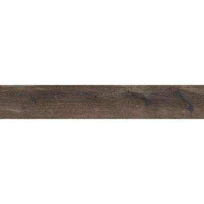 Legacy Brown Matte 7.83 in. x 47.01 in. Porcelain Floor and Wall Tile (15.348 sq. ft. / case)