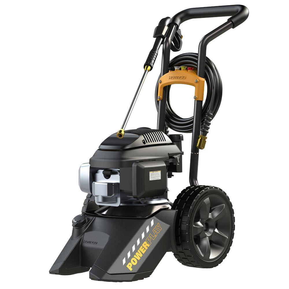 Powerplay 875 Series Hotrod 3000-PSI 2.7-GPM Briggs Annovi Reverberi Axial Pump Gas Pressure Washer