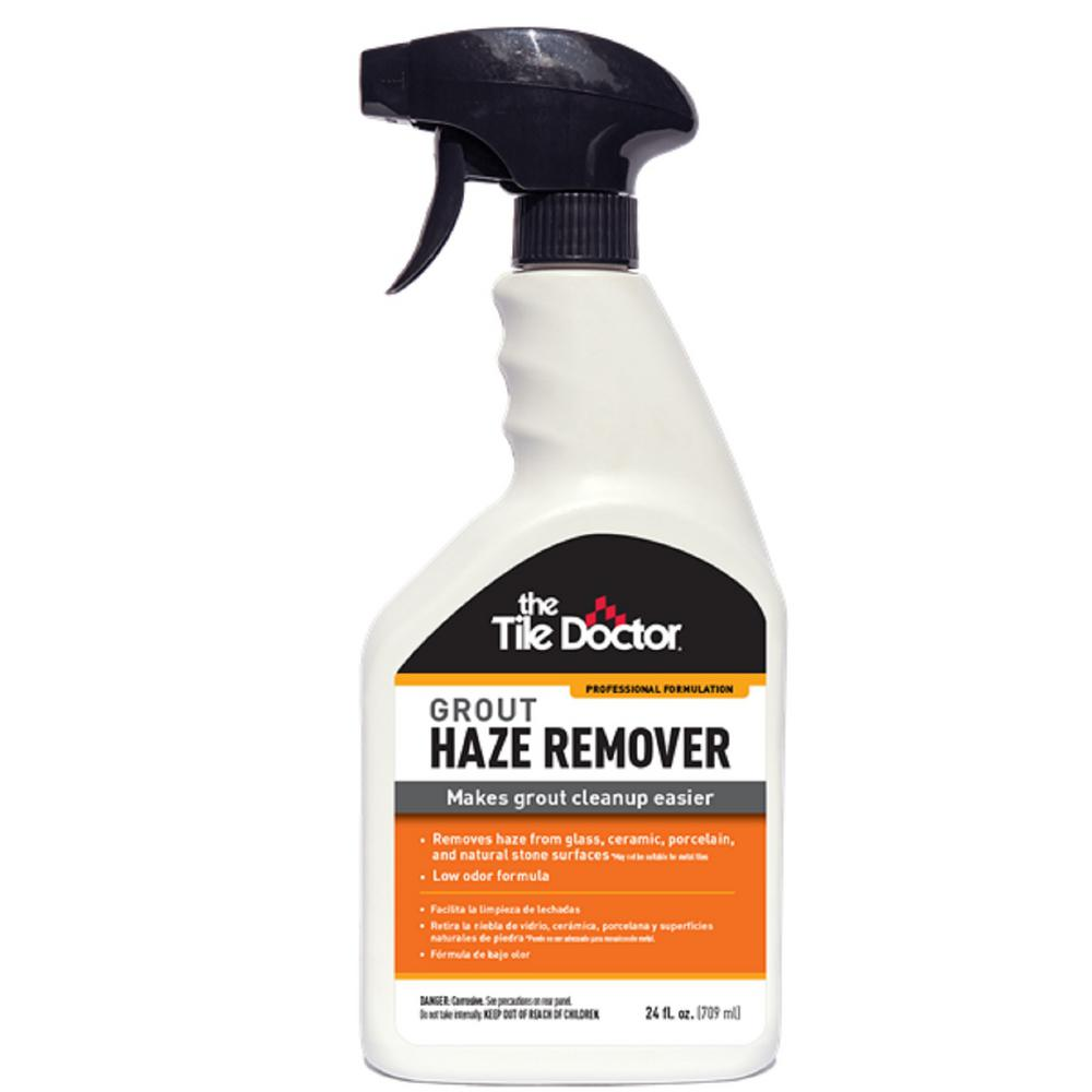 The Tile Doctor Grout Haze Remover 543314 24oz The Home Depot