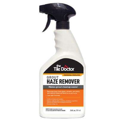 Grout Haze Remover