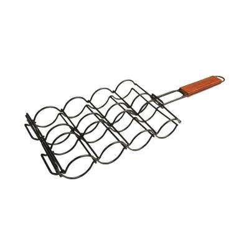 Non-Stick Adjustable Corn Grilling Basket