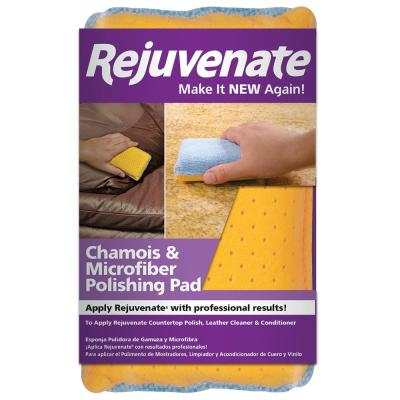 Chamois and Microfiber Polishing Pad