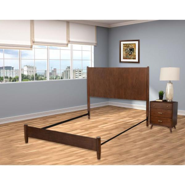 Hollywood Bed Frame Black Adjule