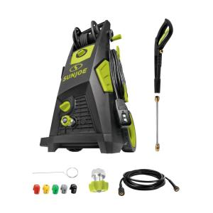 2300 Max PSI 1.48 GPM Brushless Induction Electric Pressure Washer with Hose Reel