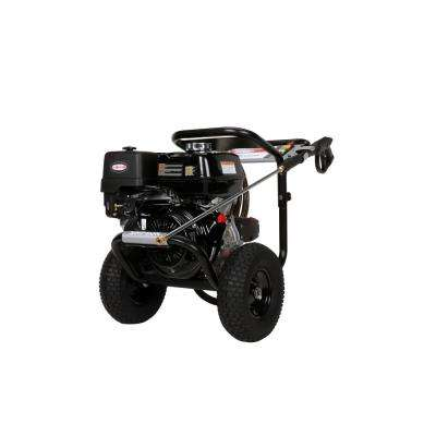 PowerShot 4200 PSI 4.0 GPM Gas Pressure Washer Powered by Honda