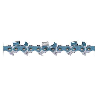 Low-Vibration Full Chisel Cutter Saw Chain 3/8 in. Pitch 0.050 in. Gauge Standard Sequence 72 Drive Links