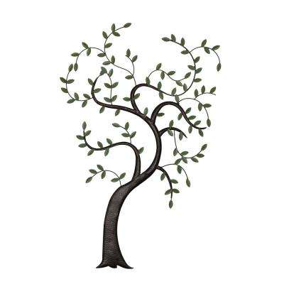 Tatrow Tree Metal Wall Art