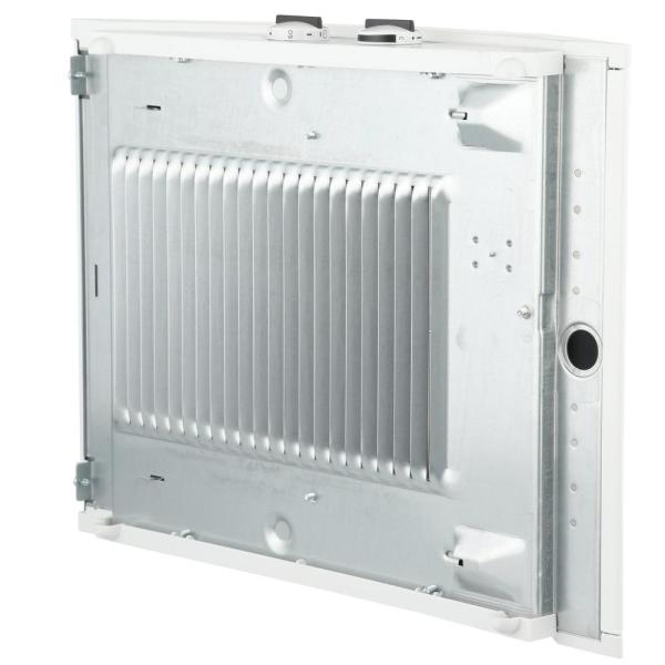 Stiebel Eltron Wall Mounted Electric Fan Heater With Timer Ckt 20e The Home Depot