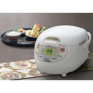Zojirushi Neuro Fuzzy Rice Cooker by Zojirushi