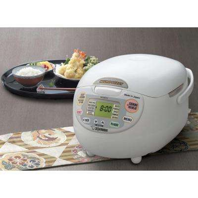 Neuro Fuzzy Rice Cooker