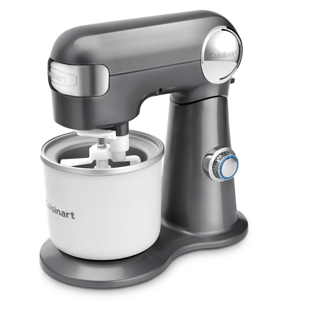 1.5 Qt. Ice Cream Maker Attachment for SM50 Series Stand Mixer