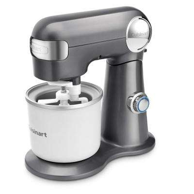 1.5 Qt. Ice Cream Maker Attachment for SM50 Series Stand Mixer
