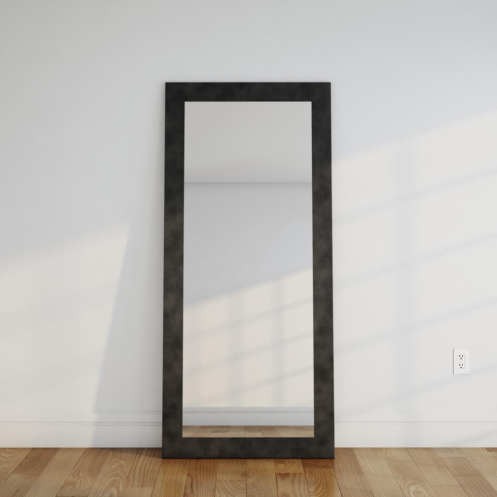 Weathered Harbor Full Length Wall Mirror-BM21THIN - The Home Depot
