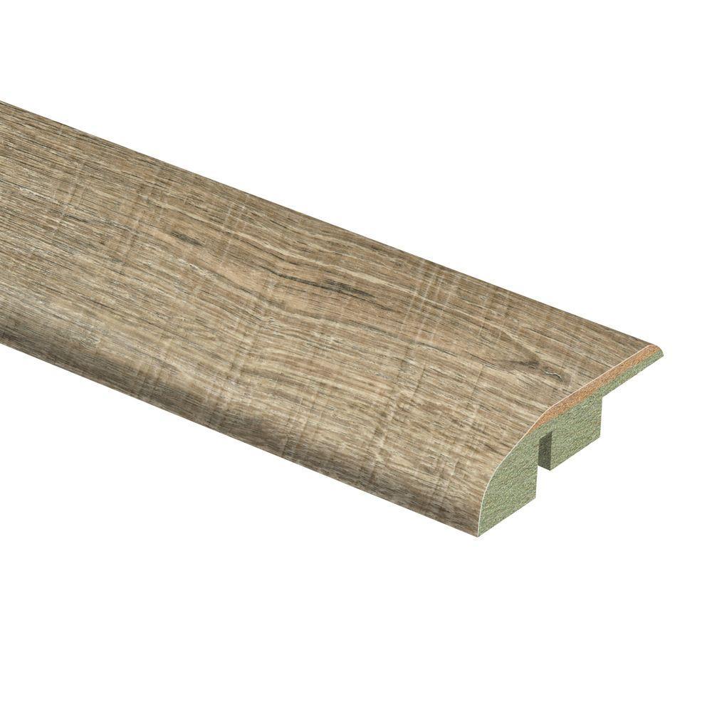Esperanza Oak 1/2 in. Thick x 1-3/4 in. Wide x 72 in. Length Laminate Multi-Purpose Reducer Molding