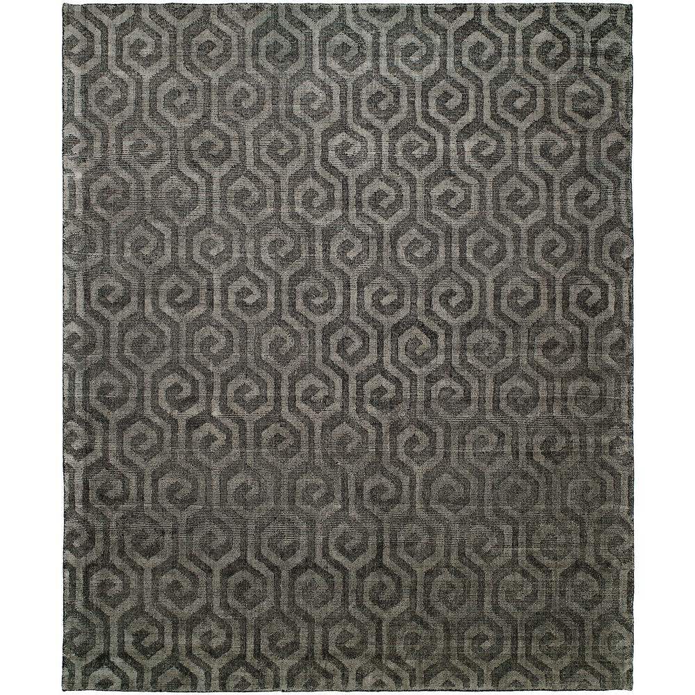 Kalaty Avalon Pewter 5 Ft X 7 Area Rug