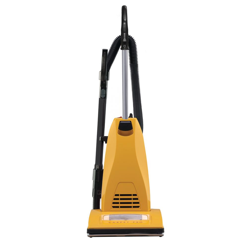 Carpet Pro Upright Household Vacuum Cleaner with Quick Draw Tools