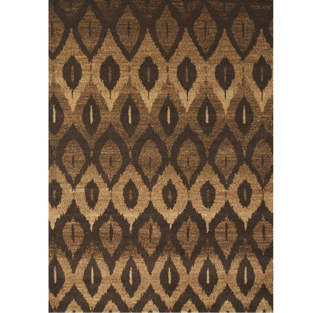 Sams international chelsea valdis brown 7 ft 9 in x 10 for International decor rugs
