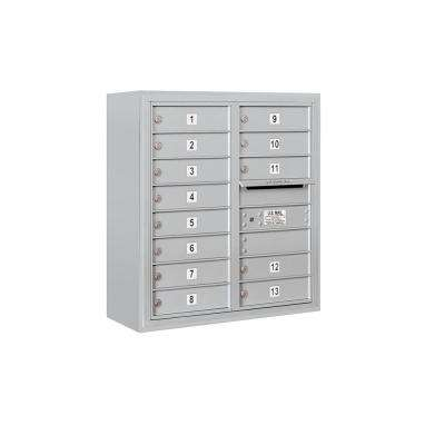 Wall Mount Mailboxes Residential Mailboxes The Home Depot