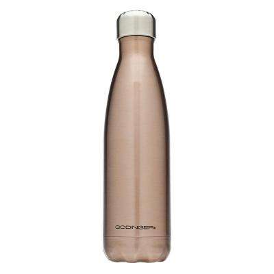 Insulated 17 oz. Titanium Water Bottle
