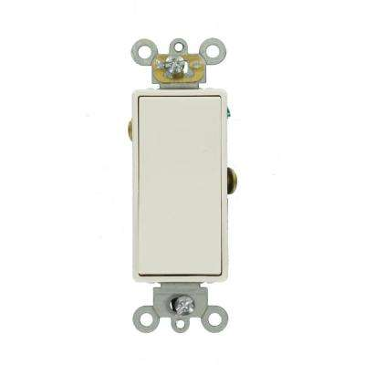 Decora Plus 20 Amp Switch, White