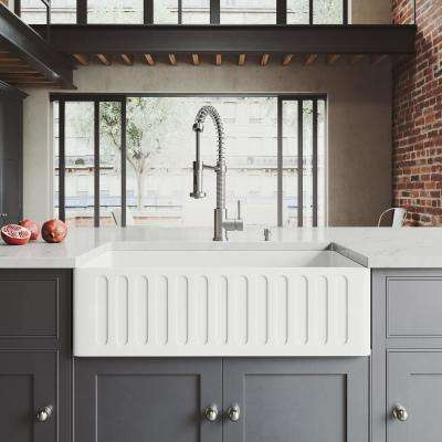 Farmers Kitchen Sink Farmhouse apron kitchen sinks kitchen sinks the home depot 0 hole farmhouse kitchen sink and edison workwithnaturefo