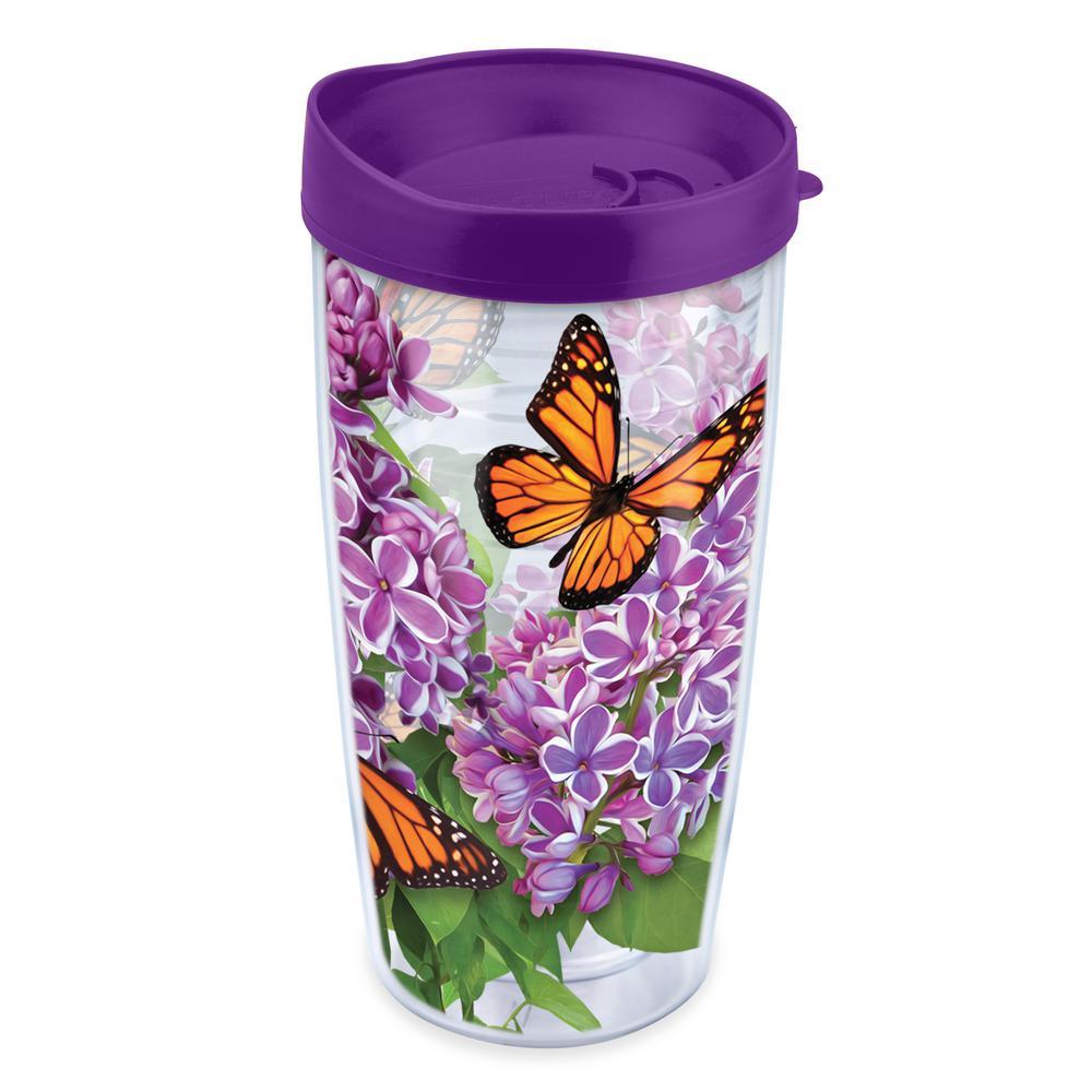 Monarch Butterfly 16 oz. Tumbler