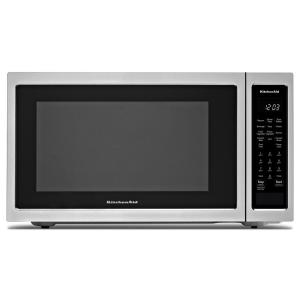 1.5 cu. ft. Countertop Microwave in Stainless Steel