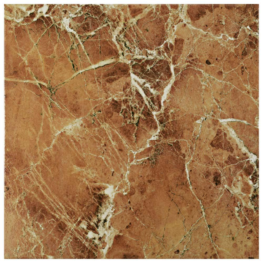 Aroas Siena 12-1/2 in. x 12-1/2 in. Ceramic Floor and Wall