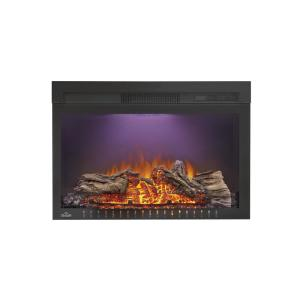 Cinema Series 27 in. Electric Fireplace Insert