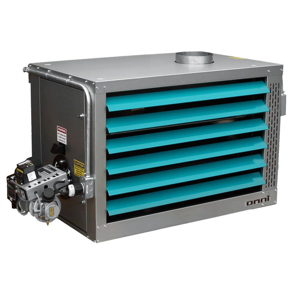 Omni 250,000 BTU Waste Oil Fired Heater