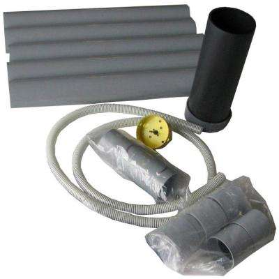 Waterless Toilet Parts/ Hardware and  AC/DC Kit
