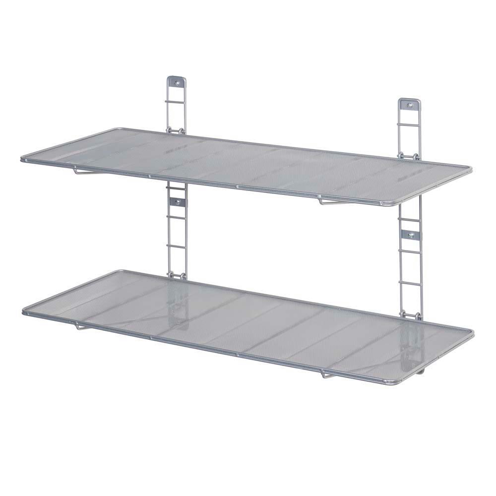 Wall Mounted Shelves - Garage Shelves & Racks - The Home Depot