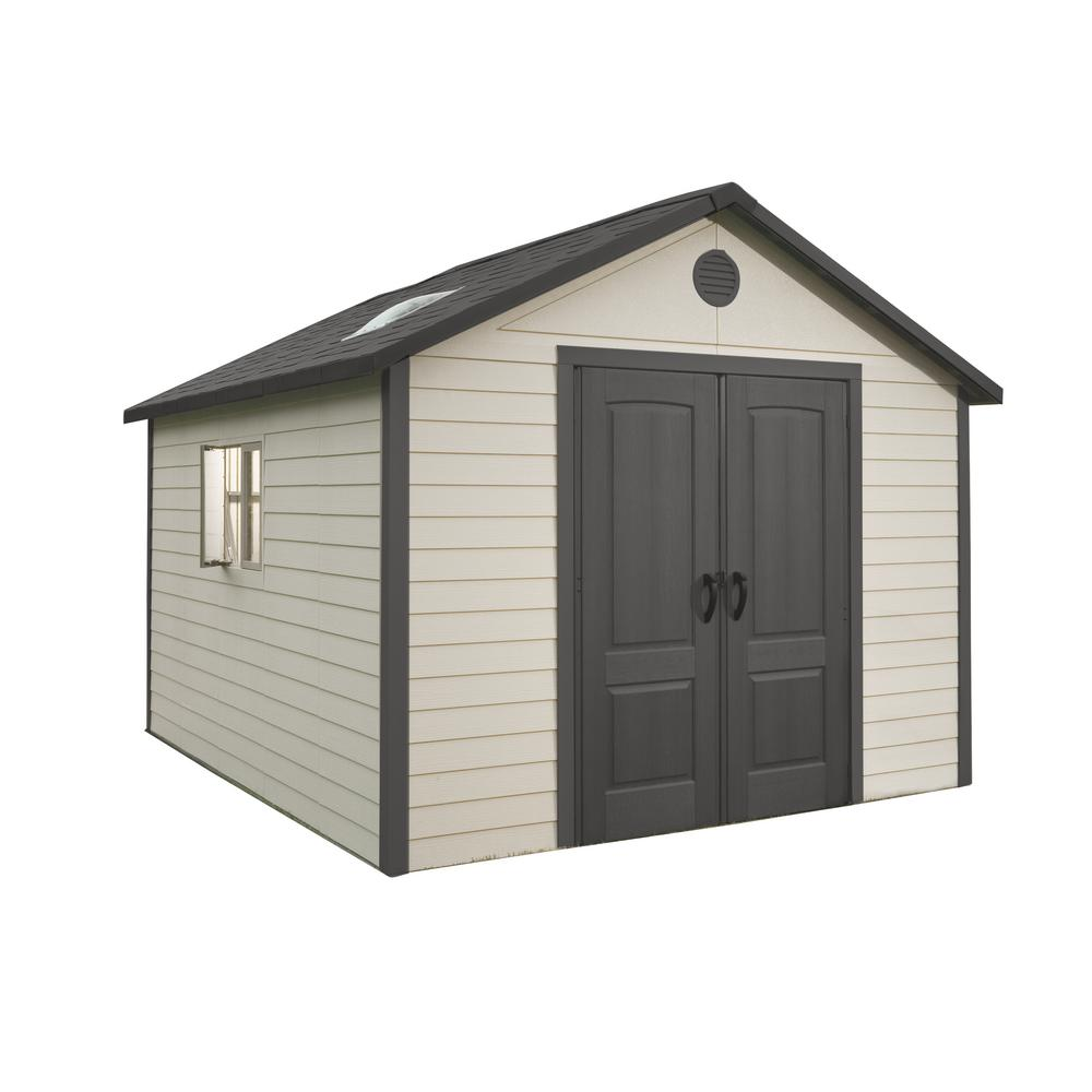 Lifetime 11 ft. x 11 ft. Outdoor Storage Building