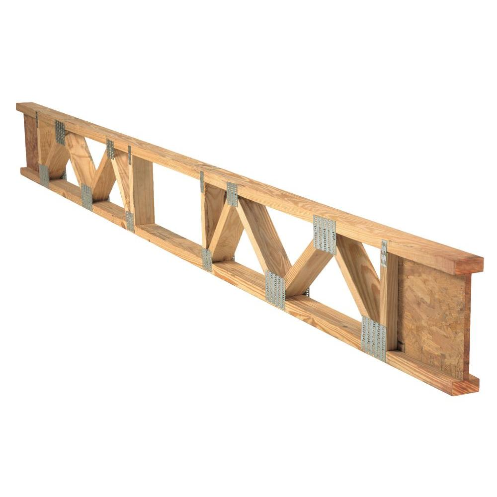 Engineered Beam Design ~ Trimjoist in ft engineered web joist
