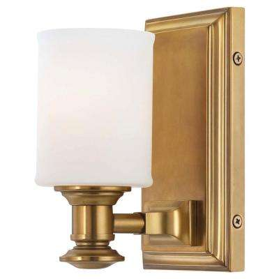 Harbour Point Liberty Gold Bath Light