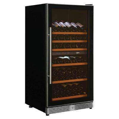 68-Bottle Dual Zone Wine Cellar