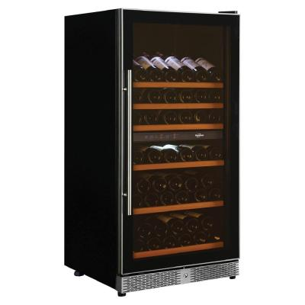 68-Bottle Dual Zone Freestanding Wine Cellar