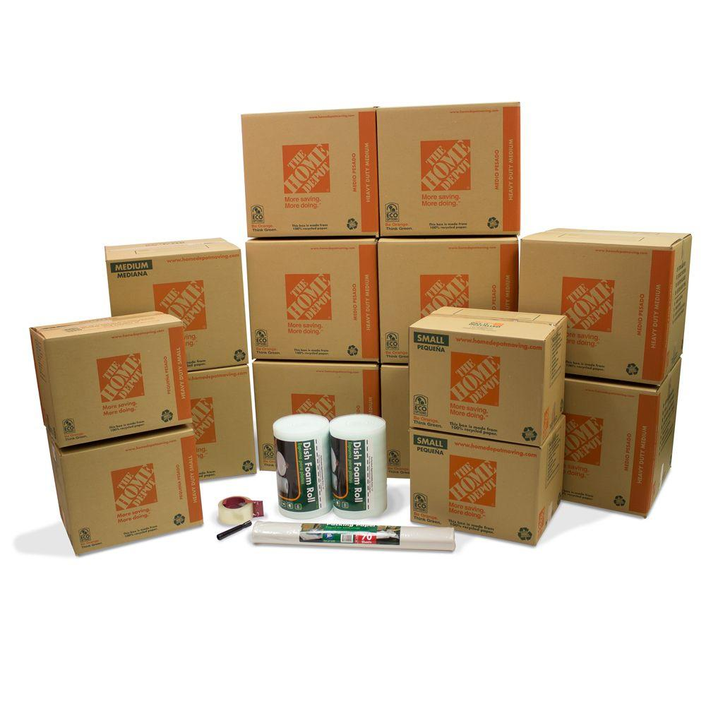 Moving Kits - Moving Supplies - The Home Depot