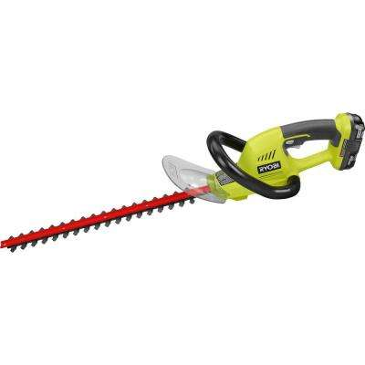 Reconditioned ONE+ 18 in. 18-Volt Lithium-Ion Cordless Hedge Trimmer